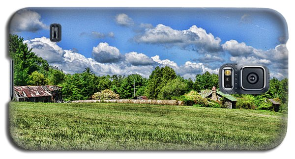 Galaxy S5 Case featuring the photograph Rural Virginia by Paul Ward