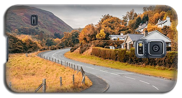 Rural Wales In Autumn Galaxy S5 Case