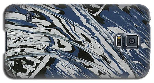 Rush Drip Galaxy S5 Case by Cathy Beharriell