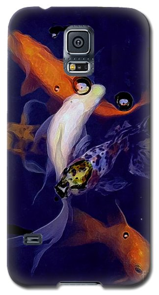 Rush Hour Galaxy S5 Case