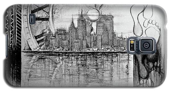 Rush Hour Galaxy S5 Case