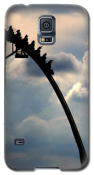 Rush Galaxy S5 Case by Robert Knight