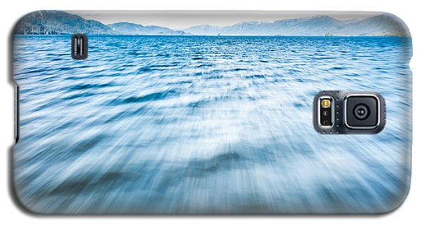 Rushing Away Galaxy S5 Case