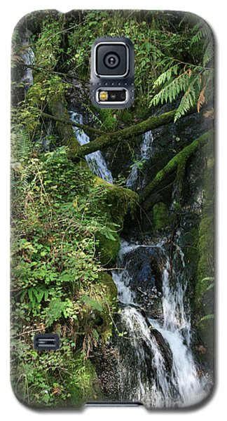 Rushing Water Galaxy S5 Case by Victoria Harrington