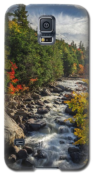 Rushing Waters Galaxy S5 Case by Mark Papke