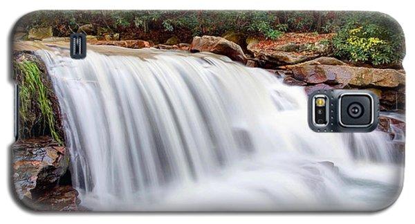 Rushing Waters Of Decker Creek Galaxy S5 Case by Gene Walls