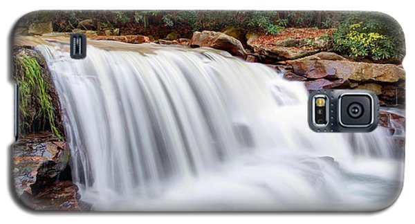 Rushing Waters Of Decker Creek Galaxy S5 Case