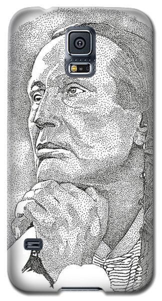 Russell Means Galaxy S5 Case