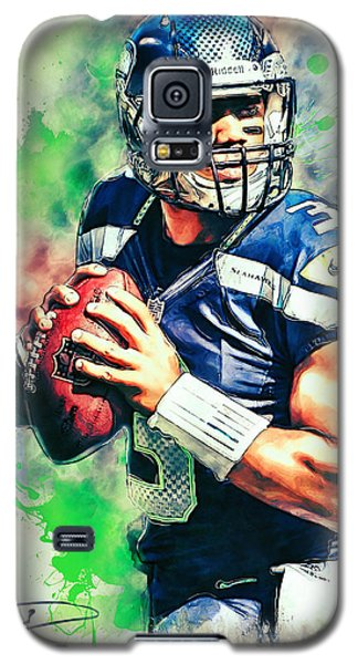 Russell Wilson Galaxy S5 Case