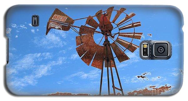Rust Age Galaxy S5 Case