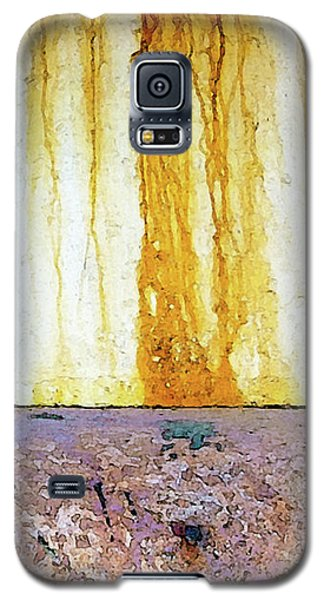Rust Galaxy S5 Case by Anne Kotan
