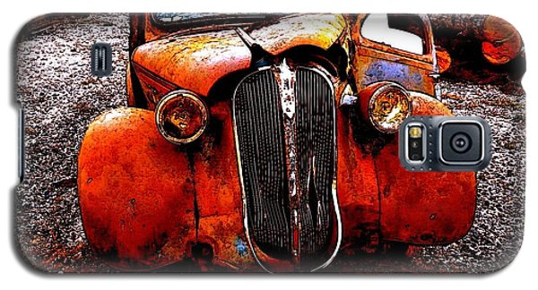 Galaxy S5 Case featuring the photograph Rust In Peace by Sadie Reneau