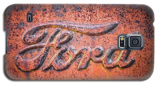 Rust Never Sleeps - Ford Galaxy S5 Case