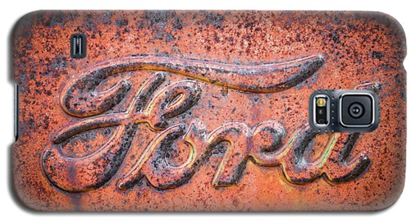 Rust Never Sleeps - Ford Galaxy S5 Case