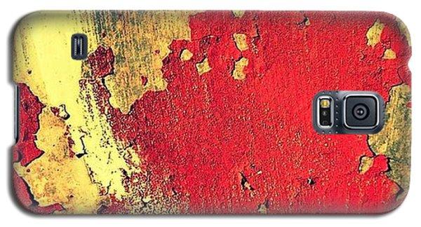 Rust Galaxy S5 Case