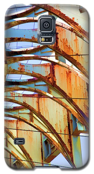 Rust Pavilion World's Fair 1964 Ny Galaxy S5 Case