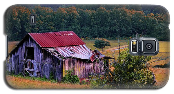 Rustic Barn - Wears Valley Tennessee Galaxy S5 Case