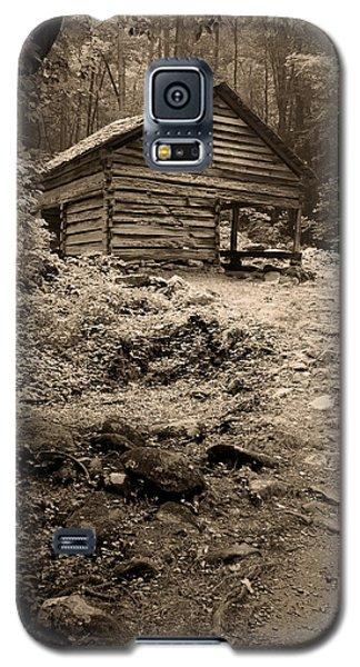 Rustic Cabin Galaxy S5 Case