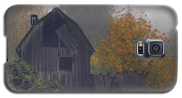 Rustic Fall Galaxy S5 Case by Larry Keahey