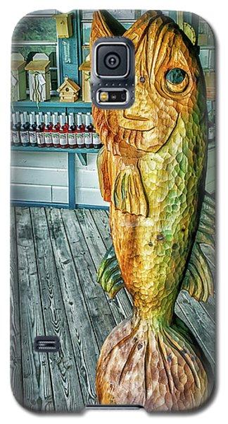 Rustic Fish Galaxy S5 Case