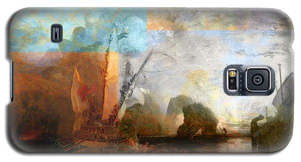 Rustic I Turner Galaxy S5 Case by David Bridburg
