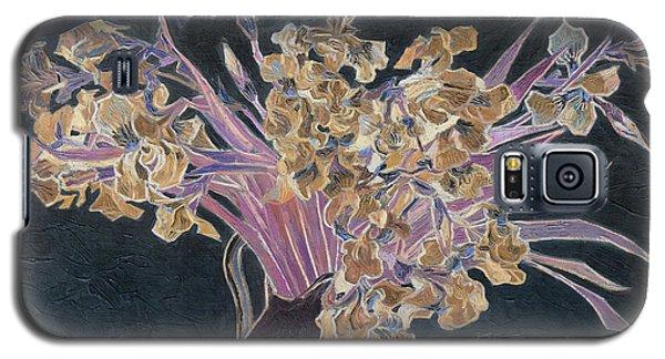 Rustic II Van Gogh Galaxy S5 Case by David Bridburg