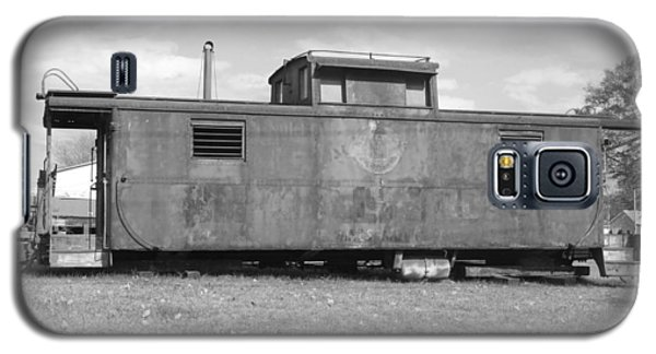Rustic Old Caboose Galaxy S5 Case