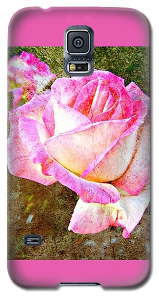 Rustic Rose Galaxy S5 Case