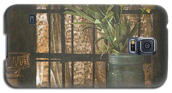 Rustic Still Life 1 Galaxy S5 Case