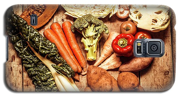 Rustic Style Country Vegetables Galaxy S5 Case by Jorgo Photography - Wall Art Gallery