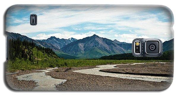 Rustic Water Galaxy S5 Case