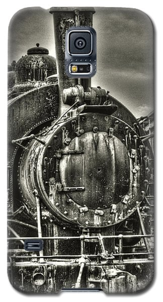 Rusting Locomotive Galaxy S5 Case