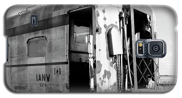 Rusting On The Rails Galaxy S5 Case