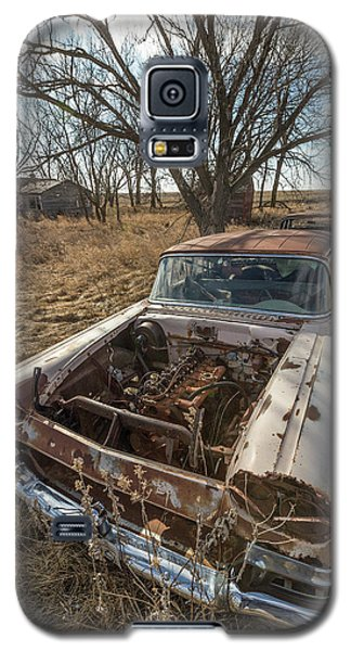 Galaxy S5 Case featuring the photograph Rusty by Aaron J Groen