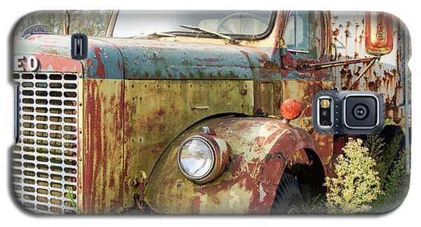 Rusty And Crusty Reo Truck Galaxy S5 Case