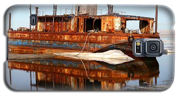 Rusty Barge Galaxy S5 Case