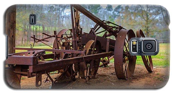 Rusty Farming Galaxy S5 Case