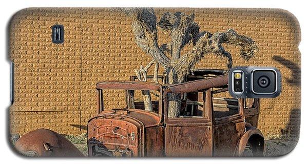 Rusty In The Desert Galaxy S5 Case