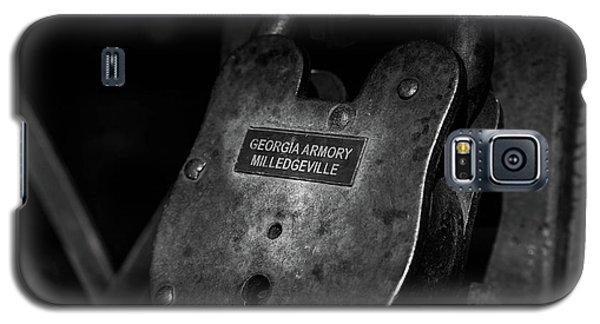 Rusty Lock In Bw Galaxy S5 Case