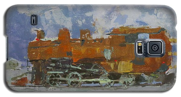 Rusty Loco Galaxy S5 Case