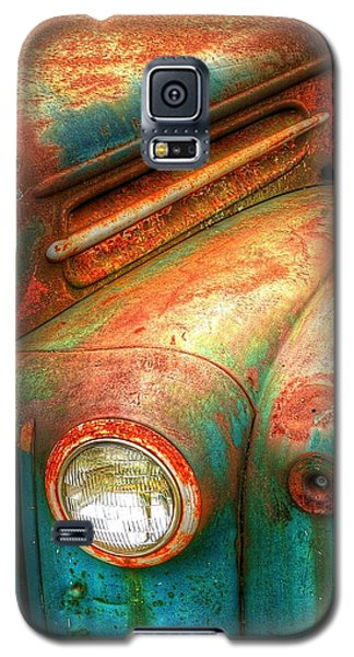 Rusty Old Ford Galaxy S5 Case