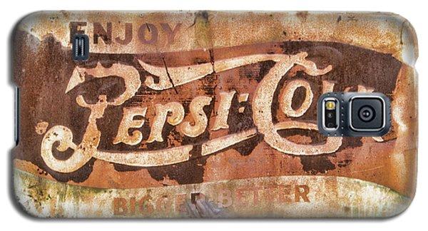 Rusty Pepsi Cola Galaxy S5 Case