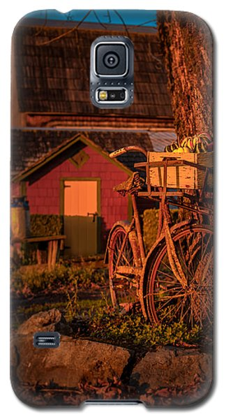 Rusty Ride Galaxy S5 Case