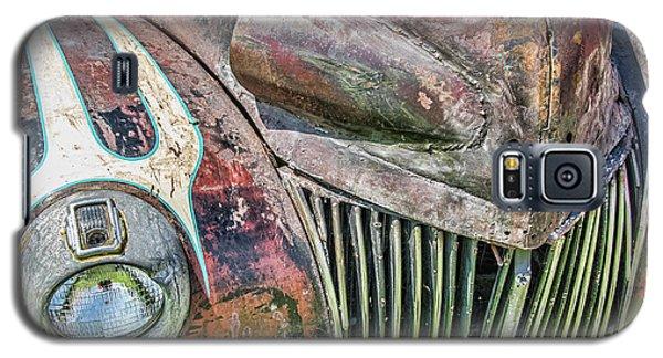 Rusty Road Warrior Galaxy S5 Case by David Lawson