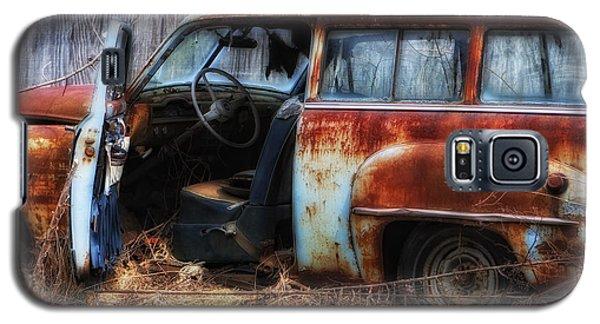 Rusty Station Wagon Galaxy S5 Case