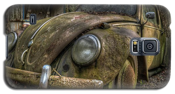 Rusty Vee Dub  Galaxy S5 Case by Nathan Wright