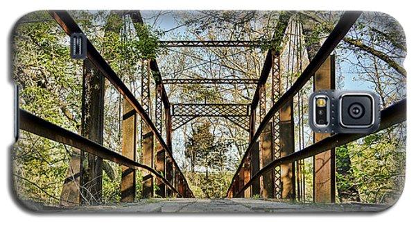 Englewood Bridge Galaxy S5 Case by Cricket Hackmann