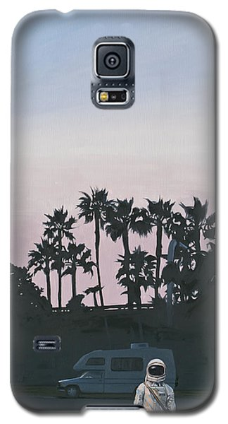 Sunset Galaxy S5 Case - Rv Dusk by Scott Listfield