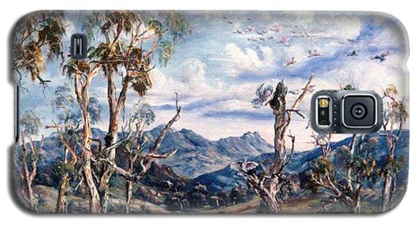 Rwetyepme, Mount Sonda Central Australia Galaxy S5 Case