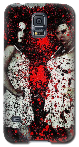 Ryli And Corinne 2 Galaxy S5 Case